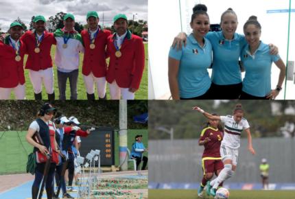 México continúa triunfando en Juegos Centroamericanos