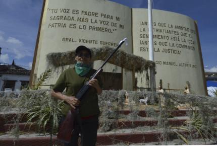 Congreso de Guerrero elimina a Policía Comunitaria de Constitución estatal