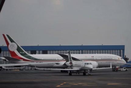 Por falla del TP01, Peña viaja en otro avión a Cumbre de la Alianza del Pacifico