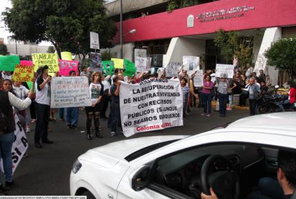 Acuerdan entregar resultados a damnificados de Tláhuac e Iztapalapa la próxima semana