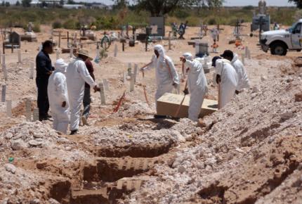 Inhuman 40 cadáveres en Ciudad Juárez, la mayoría no identificados