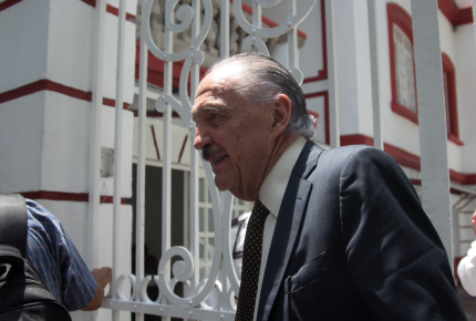 José Manuel Riobóo sólo asesora a López Obrador en caso NAICM