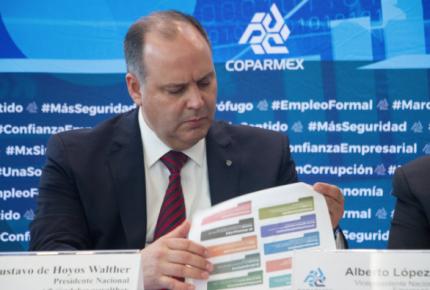 Coparmex celebra disruptivo decreto fronterizo de AMLO