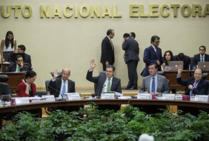 INE multa con 2.5 mdp a partidos por afiliaciones ilegales