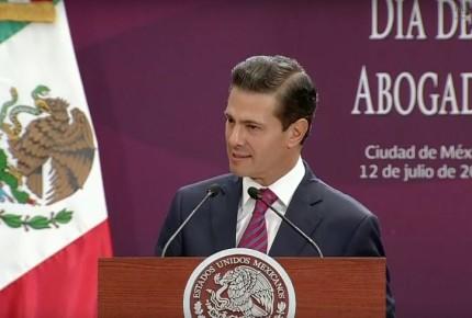 Reformas estructurales sentarán bases para próximo gobierno: Peña