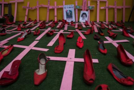 Más del 76% de feminicios son catalogados como homicidios dolosos