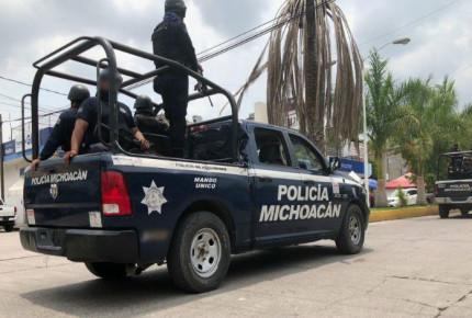 Detienen a 'El Kilo', presunto operador del CJNG en Michoacán