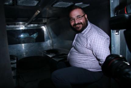 "AMLO acertó, mi sentencia es ""puro show"", asegura Javier Duarte"