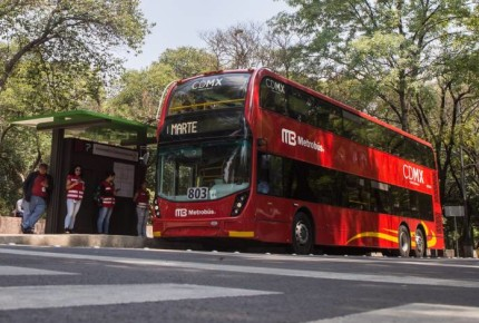 CDMX: Metrobús modificará horario de servicio el domingo