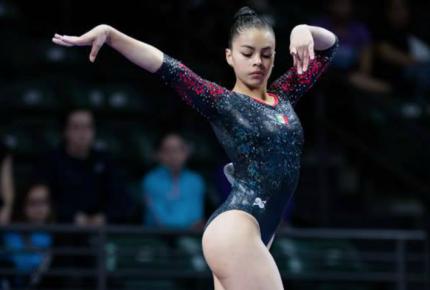 ¡Una más! plata para México en gimnasia en Barranquilla 2018