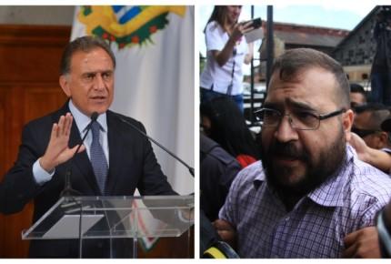 Duarte escribe columna y habla de pacto Osorio Chong- Yunes
