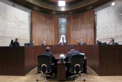 TEPJF recibe 494 avisos de impugnaciones; tres de ellos de elección presidencial