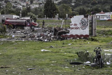 Revisión de polvorines en Tultepec va al 40%: IMEPI