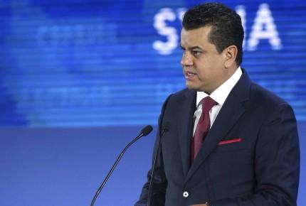 Investigan agresión a periodistas en San Lázaro: Romo