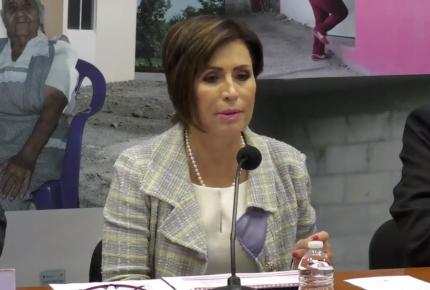 Se entregó 93.7% de recursos por sismos: Rosario Robles