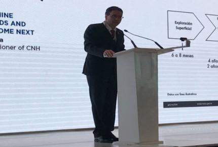 Transición obliga a parar hasta 2019 rondas petroleras