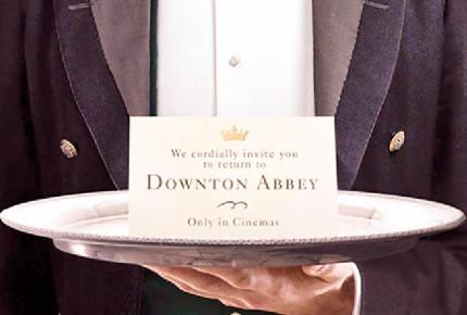 Downton Abbey llegará al cine