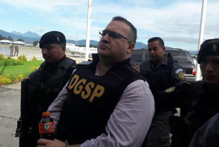 Conceden amparo a Javier Duarte contra prisión preventiva