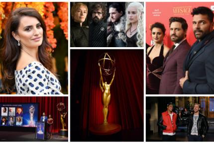 'Game of Thrones' arrasa con 22 nominaciones al Emmy