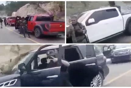 Autoridades indagan autenticidad de video de presunto grupo del CJNG