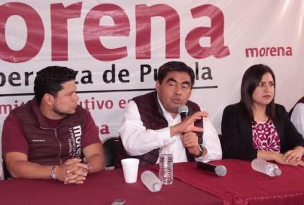 Impugna Morena elección en Puebla; pide nulidad y conteo de votos