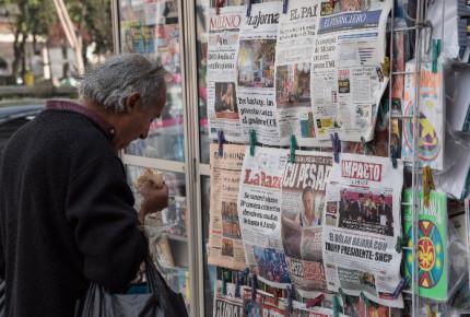 #MediosLibres pide a AMLO recorte en publicidad con reglas claras