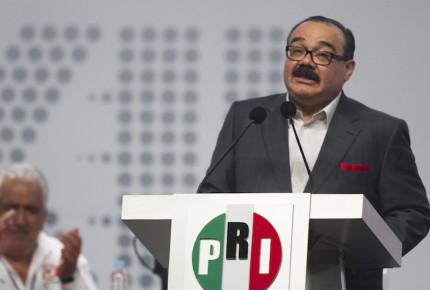Ramírez Marín pide licencia durante periodo extra en Senado