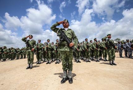 Rechazan que Fuerzas Armadas se encarguen de seguridad pública