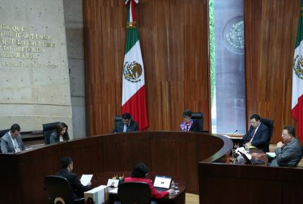 TEPJF ordena aumentar multas a Zavala, Ríos Piter y 'El Bronco'