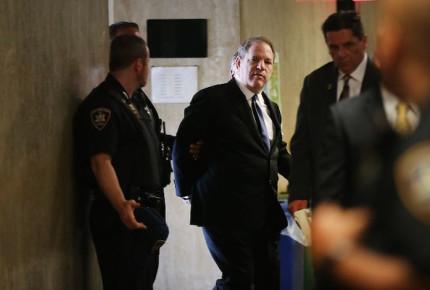 Harvey Weinstein libre tras pagar 1 mdd; se vuelve a declarar inocente