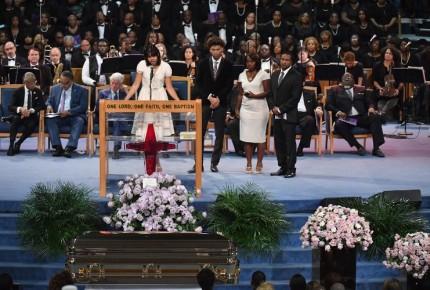 Detroit despide a Aretha Franklin, en sentido homenaje