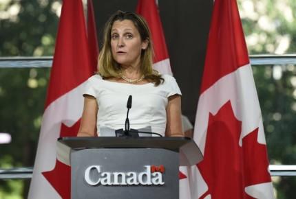 No negociaremos acuerdo comercial con EU en público: Canadá