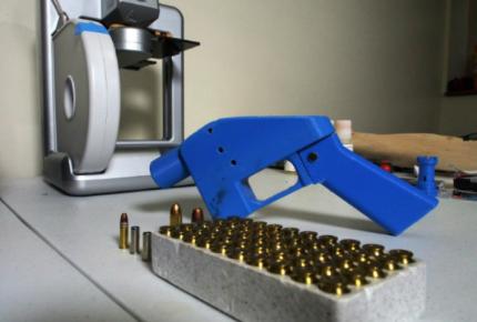 Apelarán en Corte de EU bloqueo de impresión 3D de armas