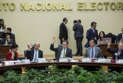 INE avala multas de 872.6 mdp y cierra fiscalización
