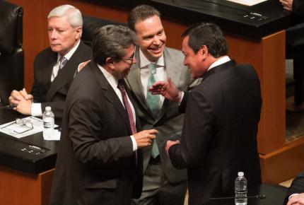 Alianza PVEM-PRI en Senado se mantendrá: Manuel Velasco