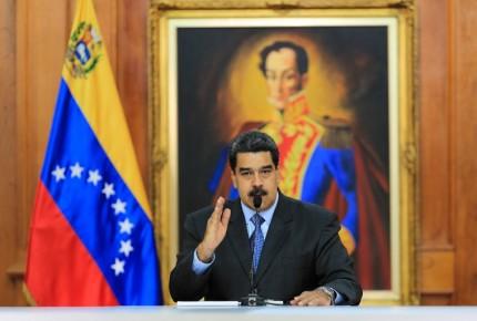 EU inculpa a Nicolás Maduro por 'narcoterrorismo'