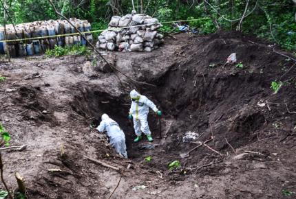 Decomisan 10 toneladas de droga en Sinaloa y 725 kilos en Guerrero