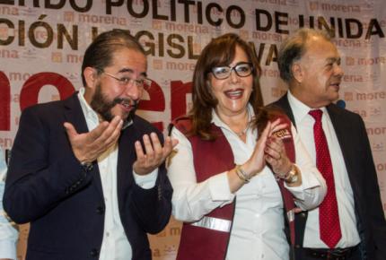 Sonsacan a diputados de Morena para quitarle mayoría