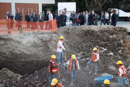 SEP concluye reconstrucción de escuelas dañadas por sismo en CDMX