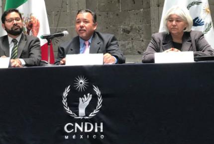 CNDH exhibe deficiencias en control ambiental de CDMX y 6 estados