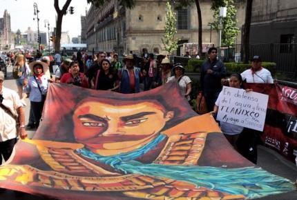 Urgen a la Corte amparar a afectados por derrame de Río Sonora