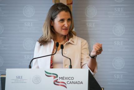Canadá duda llegar a acuerdo este viernes; Trump amenaza con aranceles