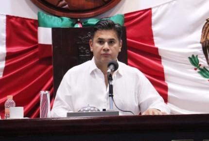Nombran a Willy Ochoa como gobernador provisional de Chiapas