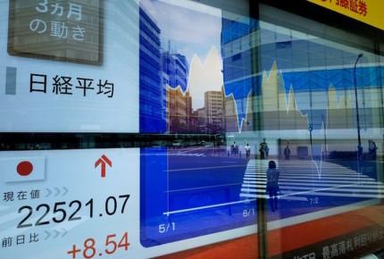 Japón desbanca a China como el segundo mercado bursátil mundial