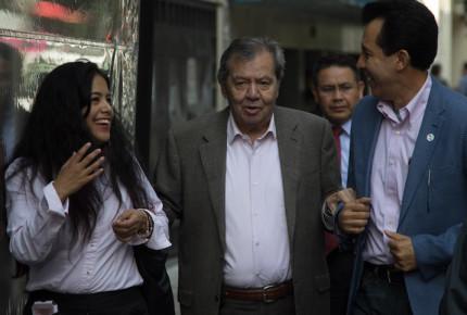 Morena propone a Muñoz Ledo para presidir San Lázaro