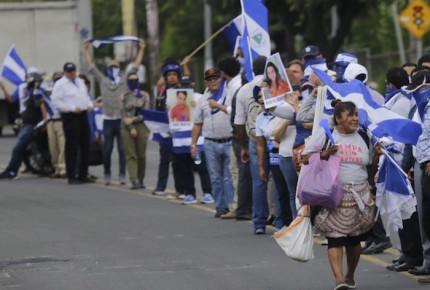 """La OEA pide """"inmediata liberación"""" de opositores en Nicaragua"""