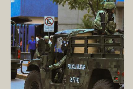Se mudarán más de 6 mil elementos del EMP a Policía Militar