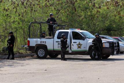 En Tamaulipas confunden a marinos con plagiarios; policías los balean