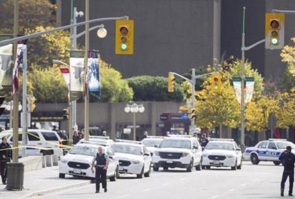 Tiroteo en Canadá deja 4 muertos, dos eran policías; detienen al agresor