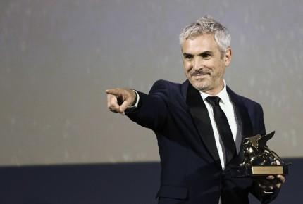 'Roma' habla de la gente invisible: Alfonso Cuarón